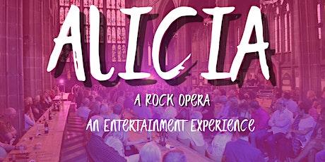 ALICIA   Rock Opera Entertainment Experience tickets