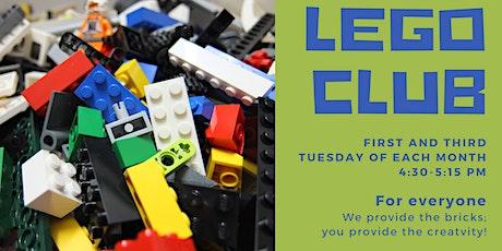 BML  LEGO® Club tickets