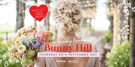 The Wedding Evening at Bunny Hill Weddings tickets