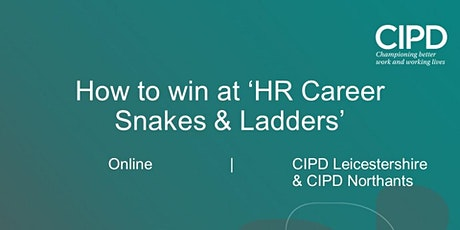 How to Win at 'HR Career Snakes and Ladders' tickets