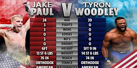 ONLINE-StrEams@!.Tyron Woodley v Jake Paul Fight LIVE ON 29 AUG 2021 tickets
