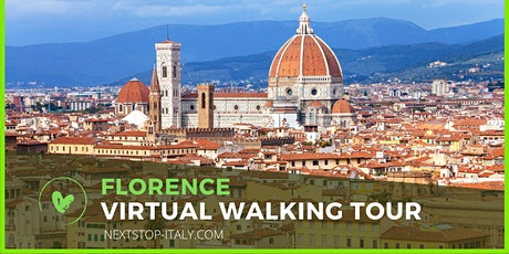 FLORENCE VIRTUAL WALKING TOUR - The cradle of the Renaissance tickets