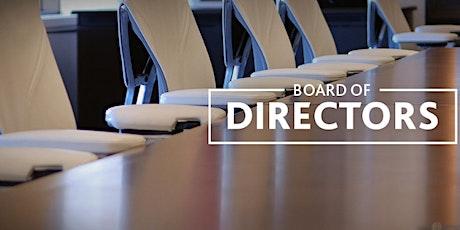 SVP Workshop: Board Governance tickets