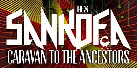 24th Sankofa Caravan to the Ancestors tickets