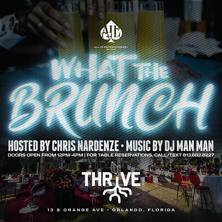 What The Brunch Classic Weekend image