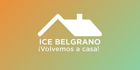 ICE - Encuentros Espirituales (Sep-Oct) entradas