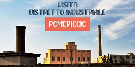 Distretto Industriale | Pomeriggio - Le Giornate Metafisiche 2021 biglietti