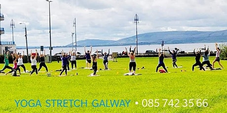 OUTDOOR Yoga SALTHILL * SATURDAY 10.30AM tickets