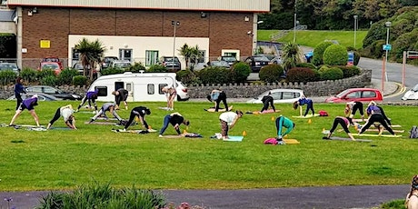 OUTDOOR Yoga SATURDAY 10.30 AM * SALTHILL Park tickets