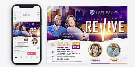 Revive Conference tickets