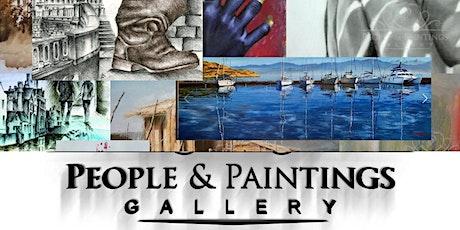 People & Paintings Gallery The Best of 2021 ingressos