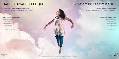 CACAO ECSTATIC DANCE billets