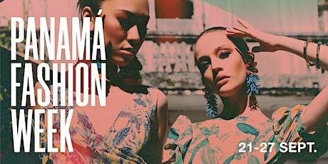 Panamá Fashion Week 2021 entradas