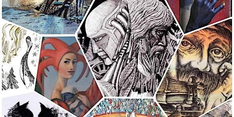 People & Paintings Gallery. Final 2021. ingressos