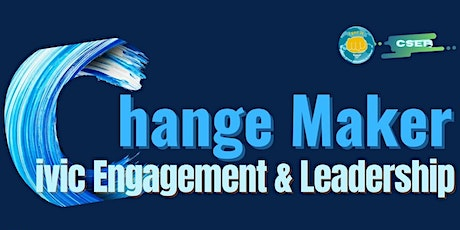 Change Maker - Youth Professional - Civic Engagement & Leadership tickets