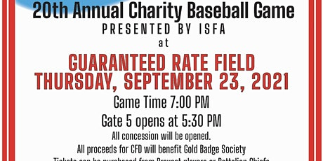 CFD Bravest vs CPD Finest tickets