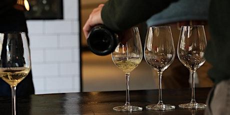 Croatian Wine Pairing Dinner at Brasserie tickets