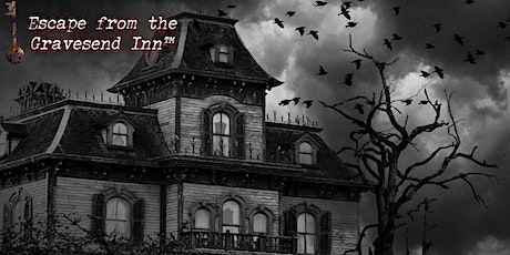 Escape from the Gravesend Inn: Single Player Experience 09/27-10/03 Tickets