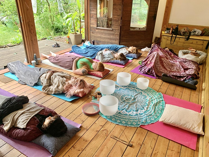 Revive & Rejuvenate - 90 minute Crystal  Bowl Sound Healing Meditation image
