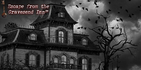 Escape from the Gravesend Inn: Single Player Experience 10/25-10/31 tickets