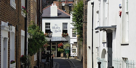 Walking Tour - Alleys and Lanes of Hampstead tickets
