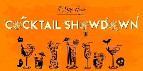 Halloween Cocktail Showdown tickets