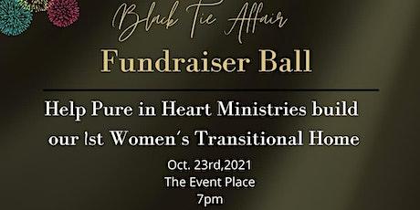 Black Tie Fundraiser Ball tickets