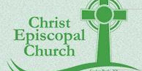 Christ Episcopal Church - Service 9/19/2021 tickets