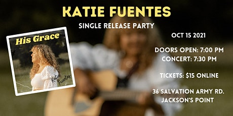 """""""His Grace"""" Release Party tickets"""