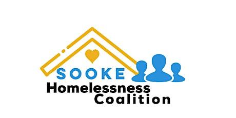 Sooke Homelessness Coalition Stakeholder Engagement tickets