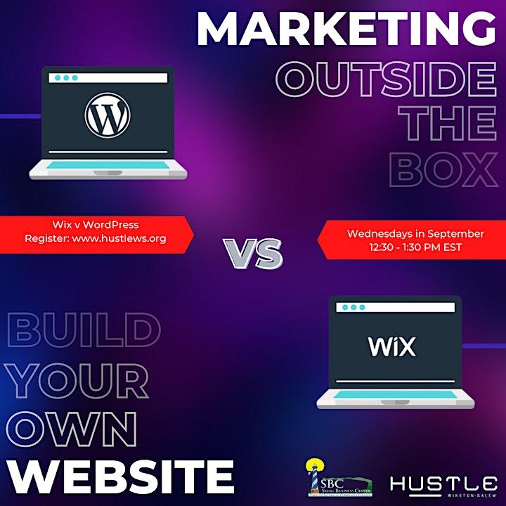Wix v. WordPress: Build Your Own Website image