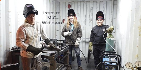 Intro to MIG Welding tickets