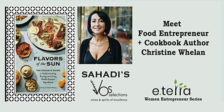 Meet Food Entrepreneur: Christine Whelan tickets