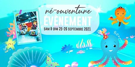 ÉVÈNEMENT RÉ-OUVERTURE PI-O tickets