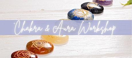 Chakra and Aura Workshop tickets