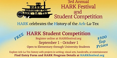 HARK Festival and Student Competition tickets