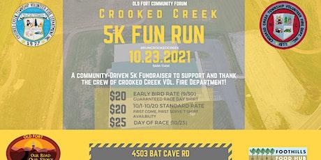5K Fun  Run/Walk Crooked Creek VFD tickets