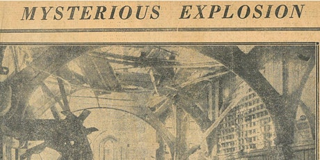 Brisbane Outrage:  the 1927 bombing of the CIB building tickets
