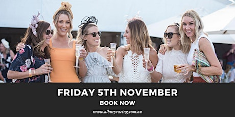 Race Day - 5th November tickets