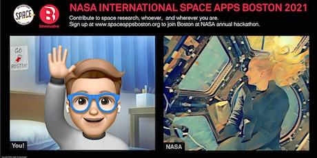 NASA International Space Apps Challenge 2021 Boston tickets