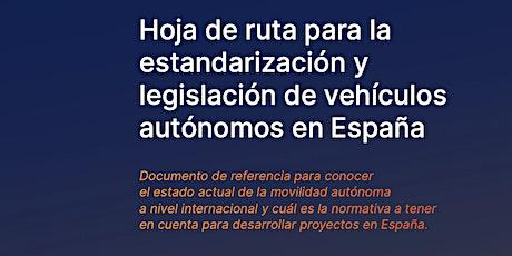 Primer Estudio de estandarización y legislación de Vehículos Autónomos entradas