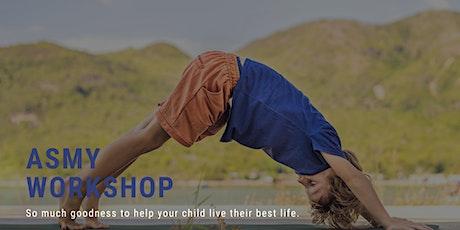 Kids Yoga & Meditation Holiday Program (Term 3 | A tickets