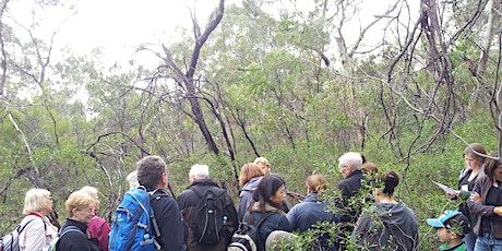 Walks with Nature – Aldinga Scrub Conservation Park tickets