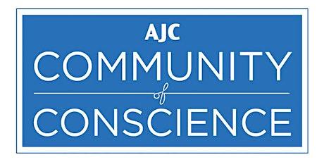 AJC Dallas Community of Conscience Evening of Bipartisanship ingressos