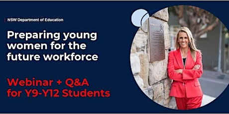 Preparing Young Women for the Future Workforce tickets