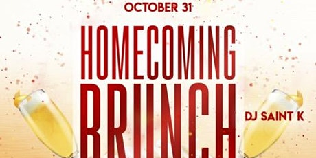 Homecoming Brunch 2021 tickets