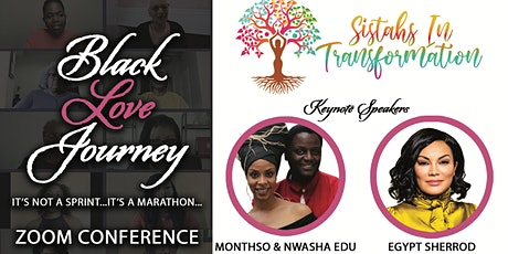 Black Love Journey Zoom Conference It's Not A Sprint...It's A Marathon tickets