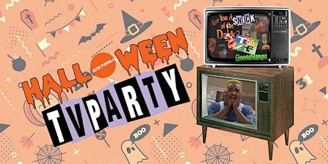 SecretFormula presents Halloween TV Party tickets