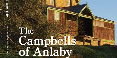 Books  in my life, the Campbells of Anlaby by Janet and Sue Scarfe tickets