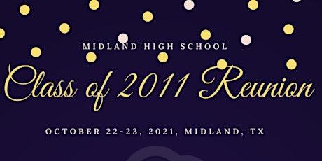 MHS Class of 2011 Reunion tickets